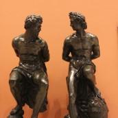 Captifs enchainés - Louvre