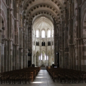 Chemin de Lumière - Vézelay