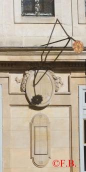 Cadran solaire - Château de Versailles