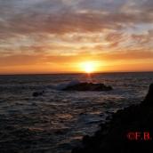 Coucher de soleil - Western Australia