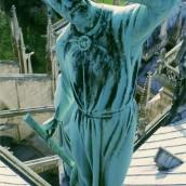 Viollet-le-duc_statue