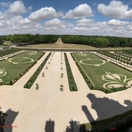 jardins-chateau-chambord